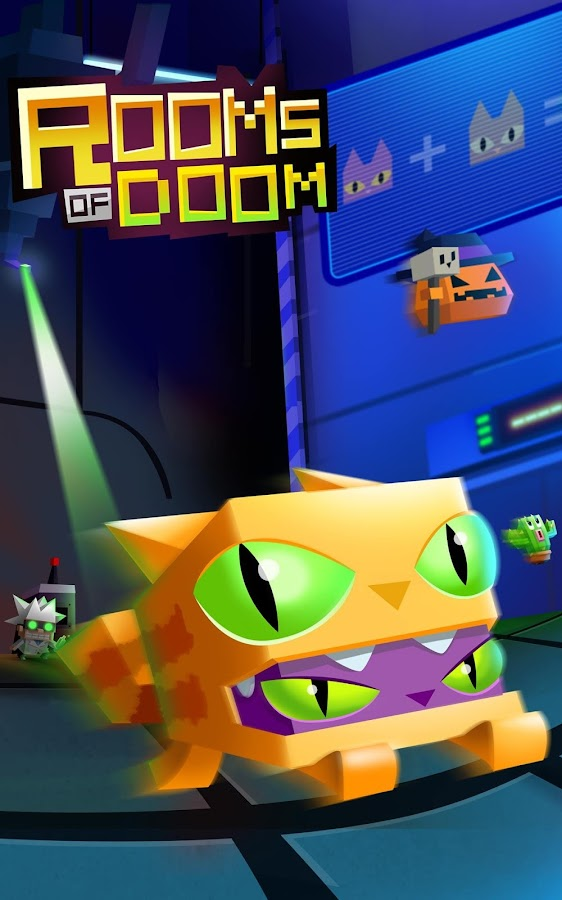 Rooms of Doom - Minion Madness Screenshot 0