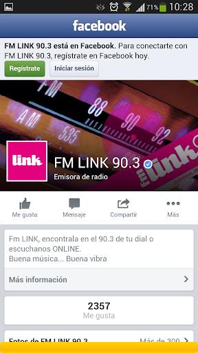 FM Link Radio screenshot 4