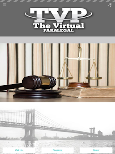 The Virtual Paralegal - screenshot