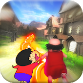 Motu Shin Adventure Game APK for Bluestacks