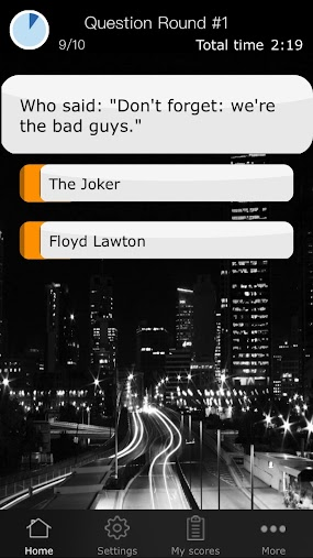 Quiz for Suicide Squad APK