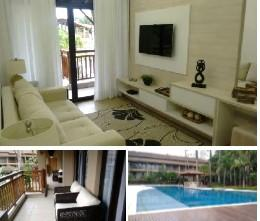 Maravilhoso apartamento na praia da Enseada, Guarujá.