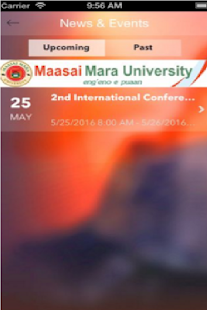 Maasai Mara University - screenshot