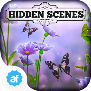 Hidden Scenes - May Flowers