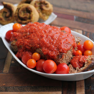 Italian Stuffed Meatloaf and CLA