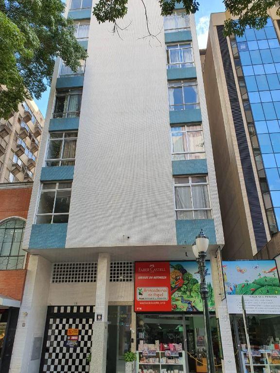 AP0384-ROM, Apartamento de 3 quartos, 130 m² à venda no Centro - Curitiba/PR