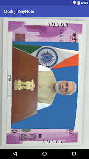 Modi KeyNote- screenshot