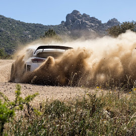 Test Hyundai WRC by Maurizio Mameli - Sports & Fitness Motorsports ( rally, wrc, rallycar, sardinia, test, hyundai, italy, wrccar )