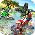 Free Download Beach Water Surfer Bike Racing APK for Samsung