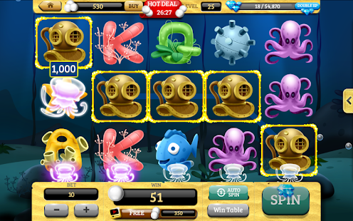 Fish slot machines apk 1 5 free casino apps for android for Fish slot machine