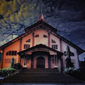 by Yohanes M Wain - Buildings & Architecture Public & Historical ( church )