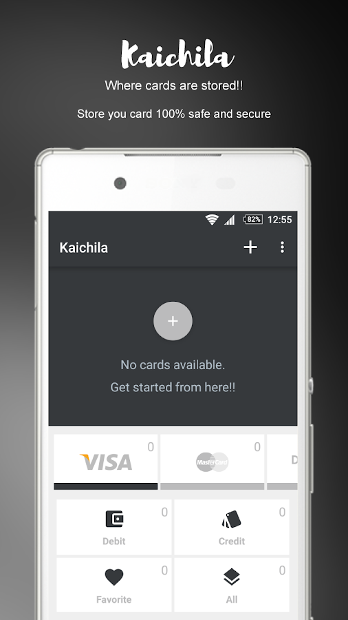 Kaichila (Wallet) Screenshot 6