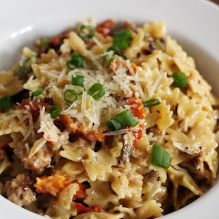 Spicy Tomato Alfredo Recipes