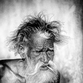 Old man by Stanley P. - People Street & Candids ( old_man, portrait )