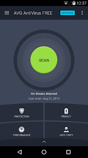 AVG AntiVirus FREE for Android APK Descargar