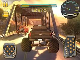 Screenshot of Dirt Truck 4x4 Offroad Racing