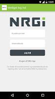 Screenshot of NRGi