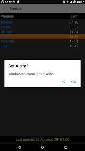 Info Jadwal Shalat Screenshot