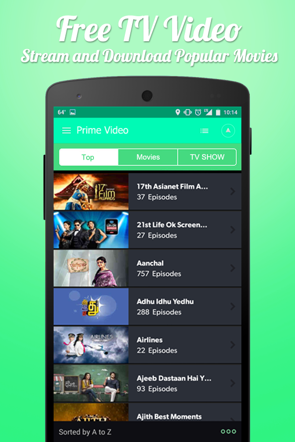 kostenlose video app