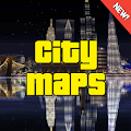 City maps for Minecraft PE APK for Bluestacks