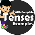 English Tenses With Examples