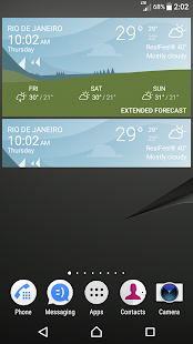 Weather APK for Ubuntu