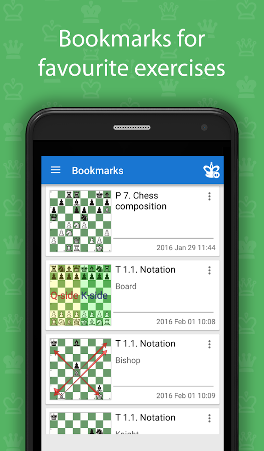 Chess: From Beginner to Club Screenshot 6