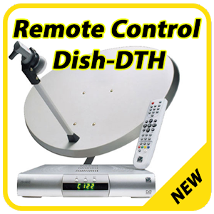 Dish/DTH Universal-Remote