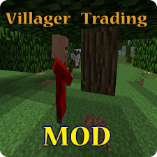 Villager Trading Mod MCPE