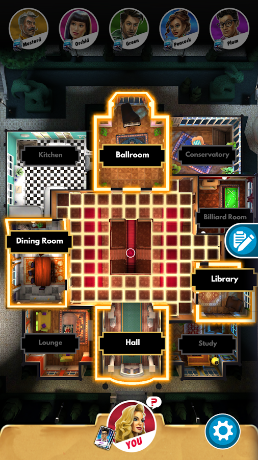 Clue Screenshot 4