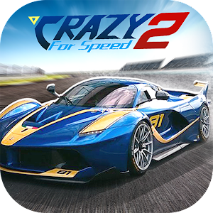 Crazy for Speed 2 Online PC (Windows / MAC)