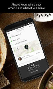 App UberEATS: Food Delivery APK for Kindle