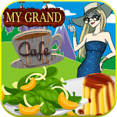Game My Grand Cafe APK for Windows Phone