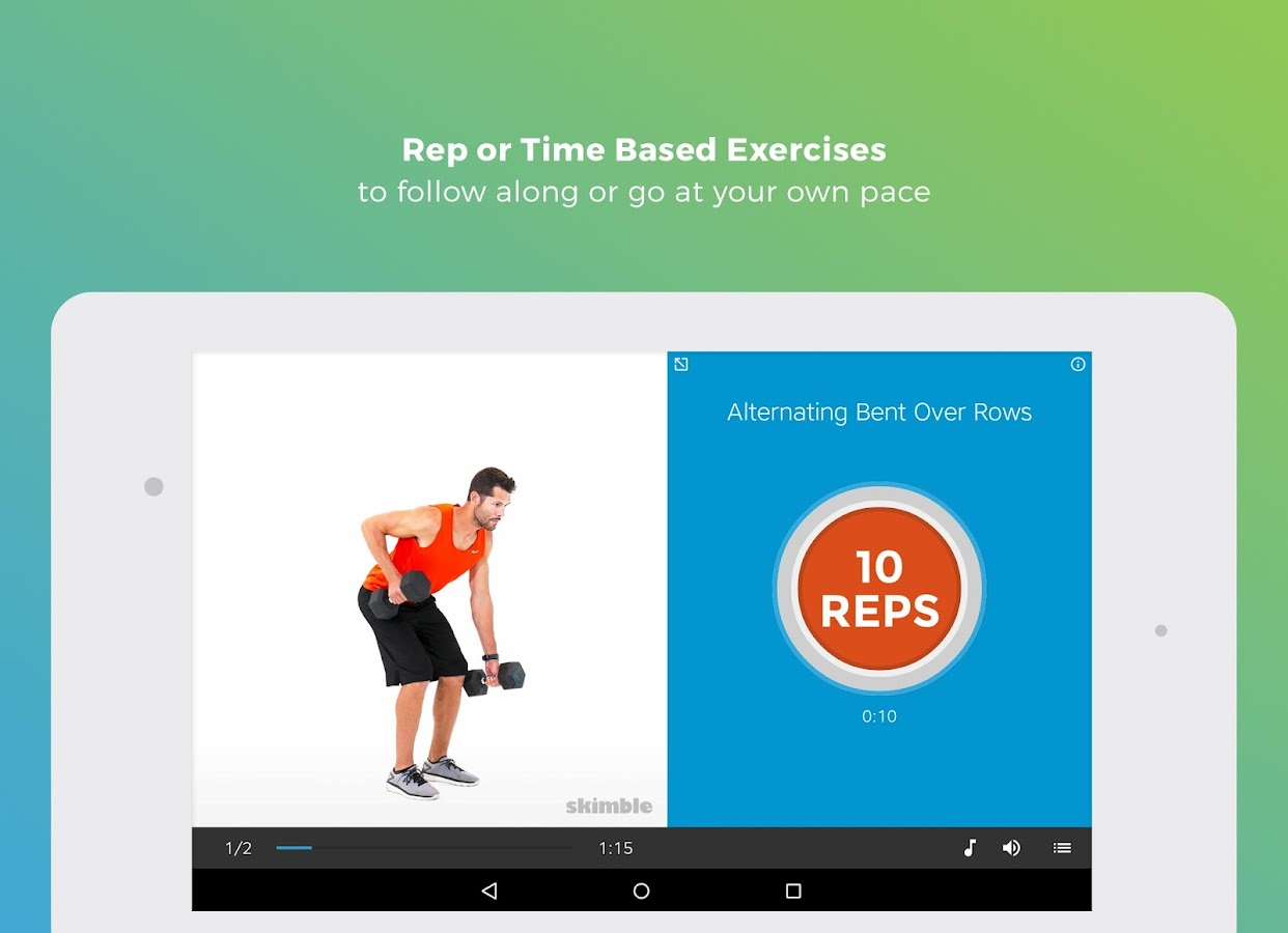 Workout Trainer: fitness coach Screenshot 13