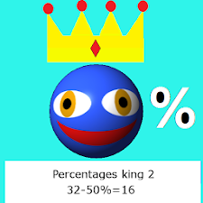 King of percentages 2