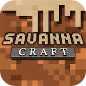 Download Savanna Craft APK on PC