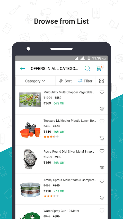 Shopclues Online Shopping App Android Apps On Google Play