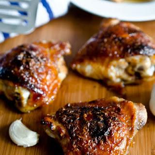 Honey Garlic Chicken Molasses Recipes