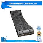 Agriculture Machinery Rubber Track