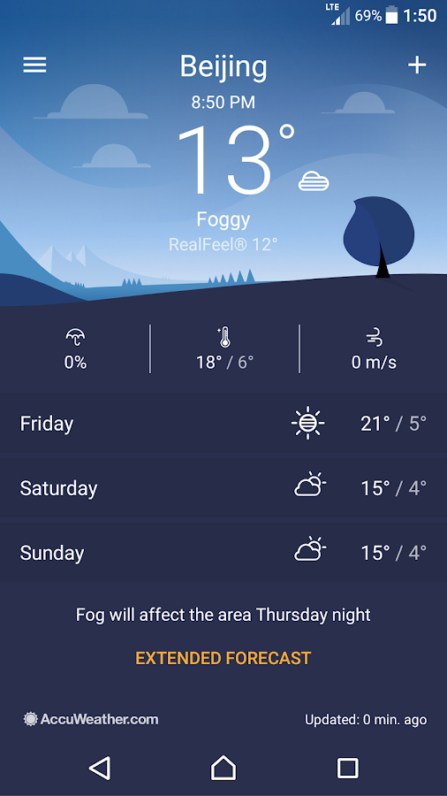 Weather Screenshot 6