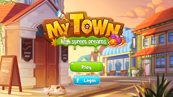 My Town - High Street Dreams for pc