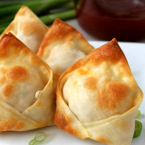 Baked Crab Rangoon ( 3 SmartPoints )