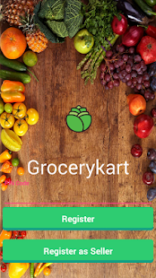 Grocerykart-Shopping App