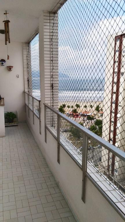 Apartamento com 3 dormitórios à venda, 130 m² por R$ 400.000,00 - Itararé - São Vicente/SP