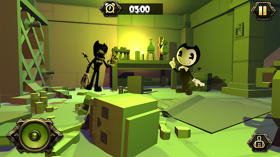 Scary Bendy Neighbor Simulator - Bendy Games 2018 for pc