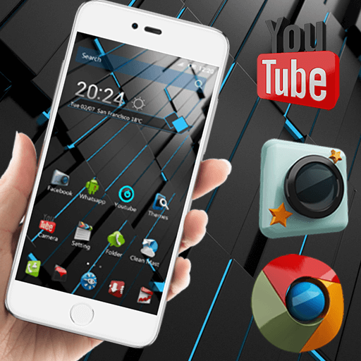 3D Icons HD Wallpapers (app)