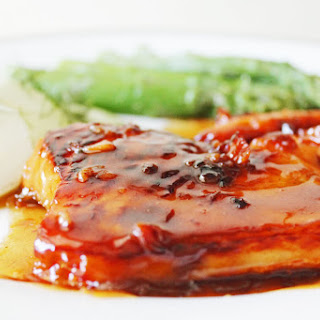 Baked Salmon With Brown Sugar Glaze Recipes