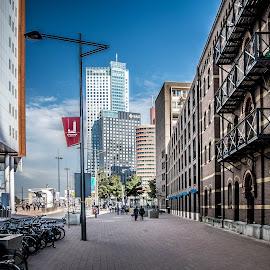 Rotterdam by Kees van Es - Buildings & Architecture Office Buildings & Hotels