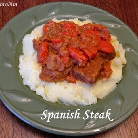 Spanish Steak