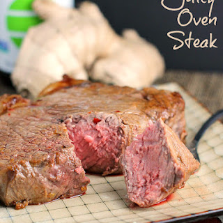 Juicy Oven Steak
